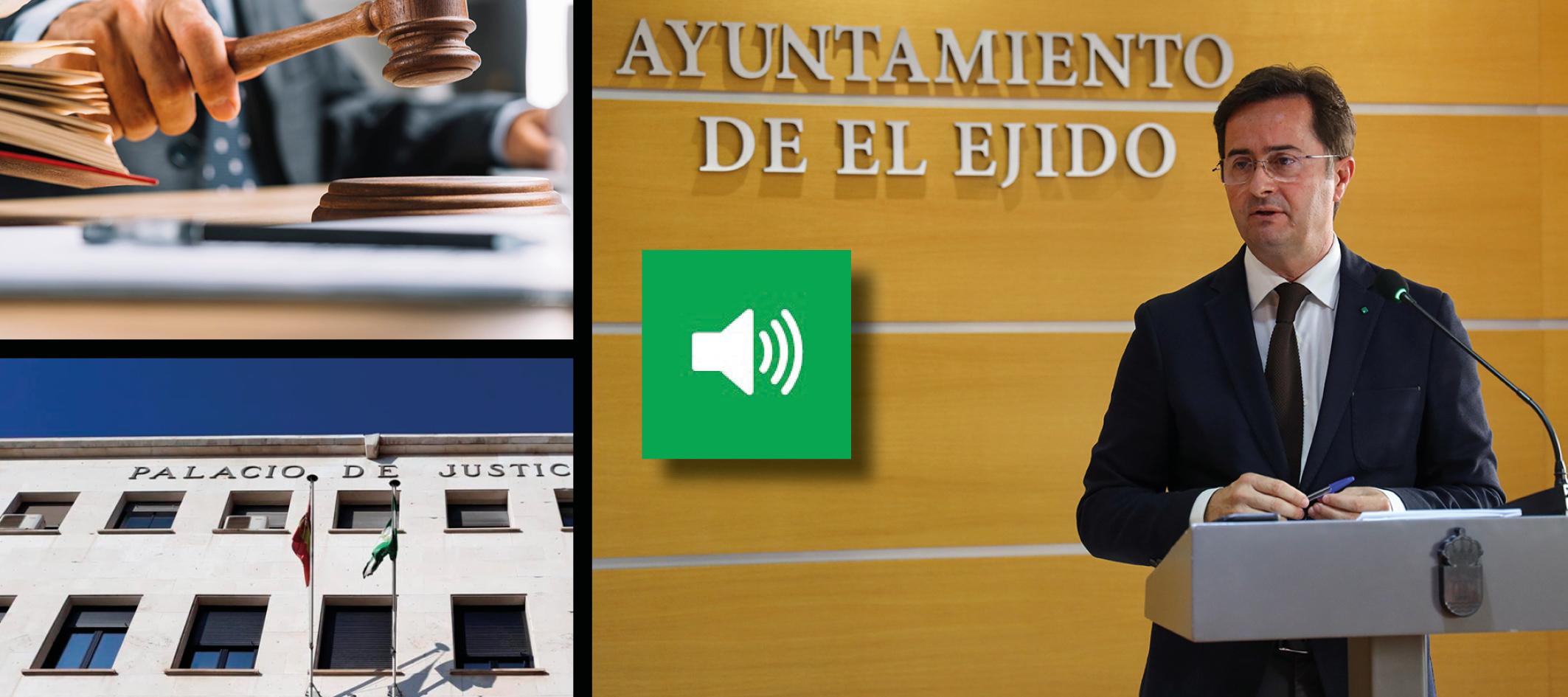 Francisco Góngora ha comparecido tras conocer el fallo de la sentencia de la Audiencia Provincial