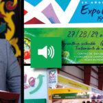 Hablamos sobre la Expolevante Níjar con Manuel Moreno, concejal de Agricultura de Níjar
